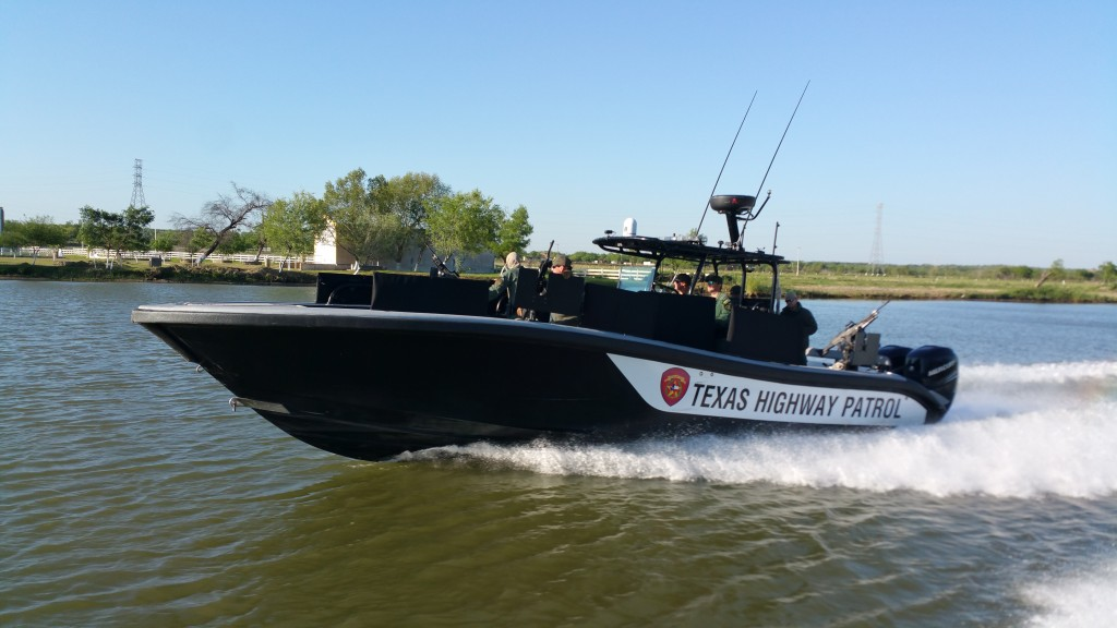 DPS Tactical Marine Boat